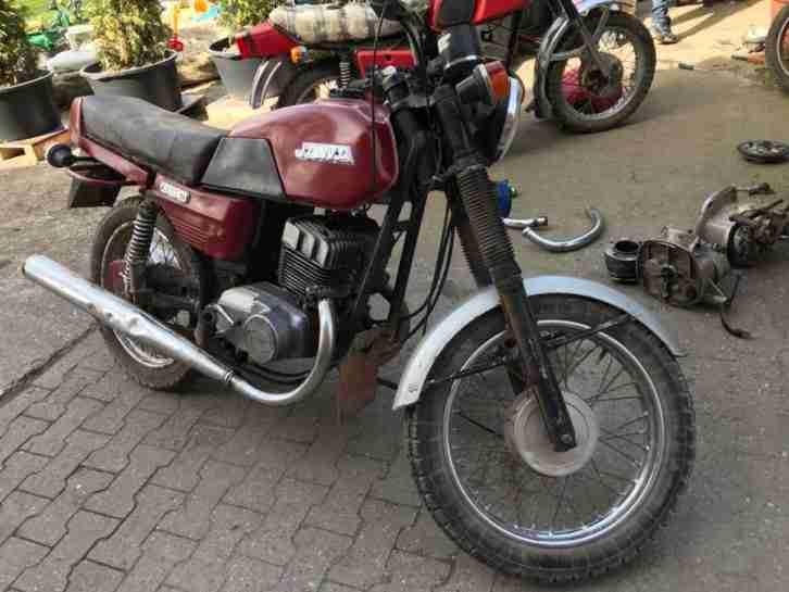 Jawa 350 Bj.1991 ohne Brief