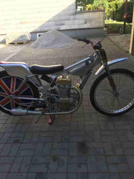 Jawa 895 1 Sandbahnmotorrad