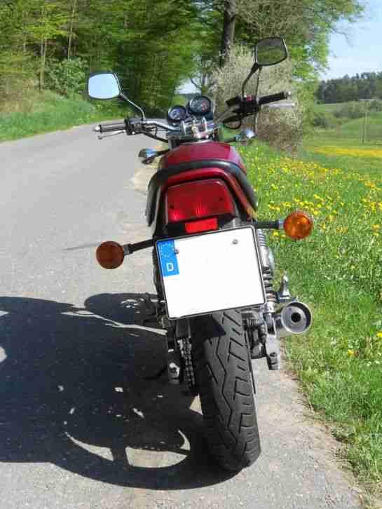 Kawasaki Zephyr 550 ZR 550 schönes Naked Bike - Bestes