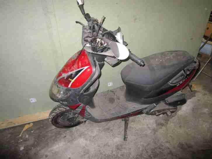 KEEWAY easy 50ccm Motorroller Cityroller Moped Motorrad