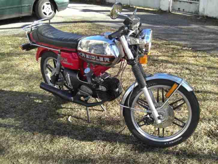 KREIDLER FLORETT EIERTANK BAUJAHR 1965 3025016 MOTOR 3025273
