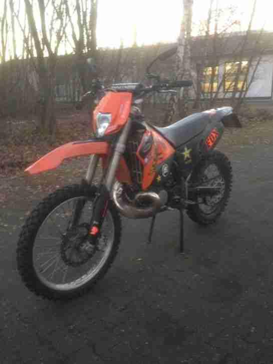 KTM 125 EXE