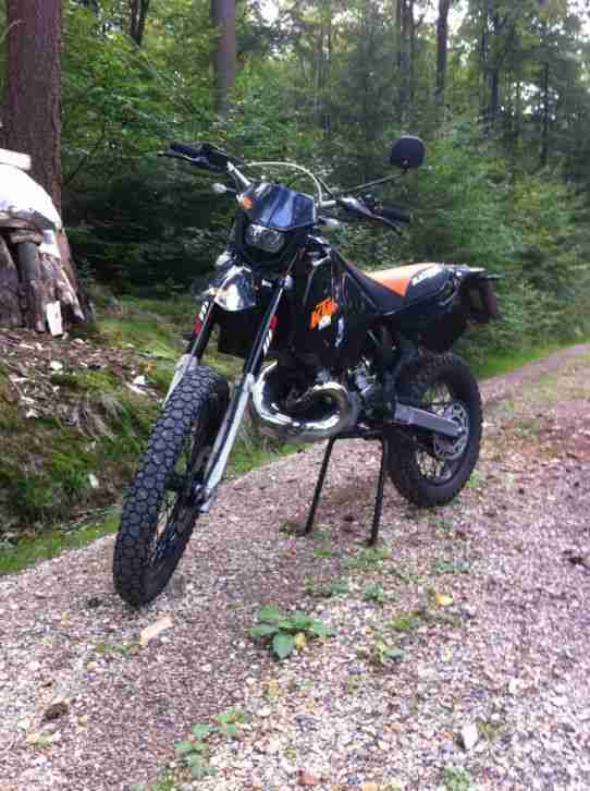 ktm 250 gs exc 2 takter cross enduro mit bestes angebot. Black Bedroom Furniture Sets. Home Design Ideas