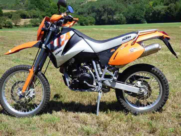 KTM 640 Enduro 2003, 8800km, Super Zustand, TÜv neu
