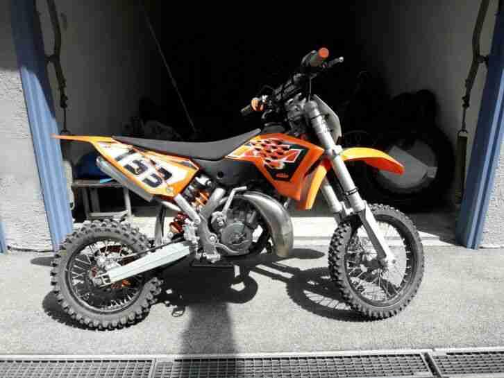 KTM 65 SX 2015