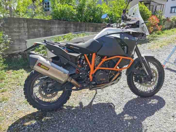 KTM Adventure 1190R