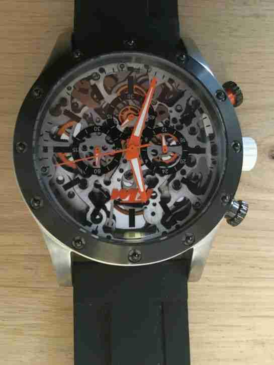 KTM Armbanduhr