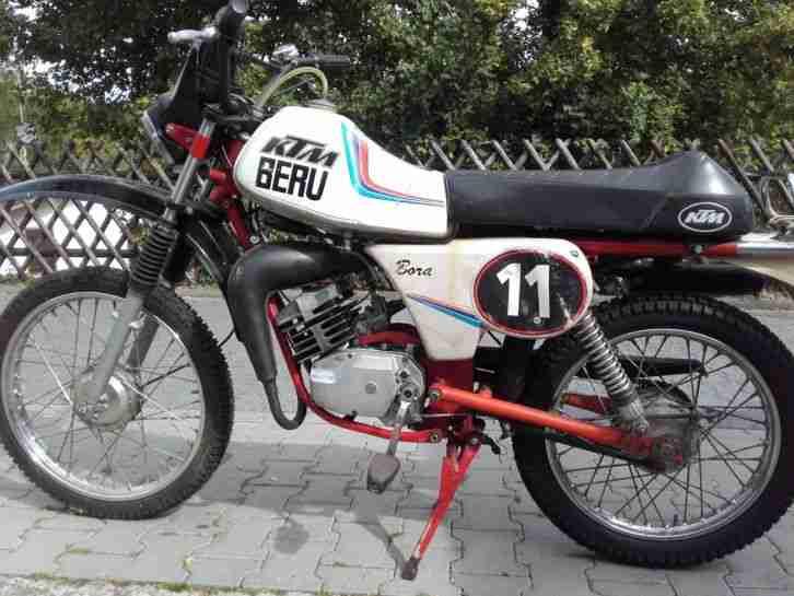 KTM BORA 25 1984