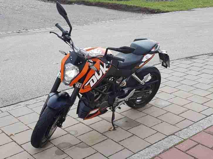 KTM Duke (115) 125