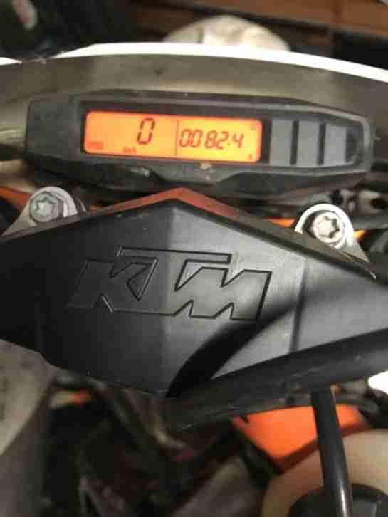 KTM EXC 300 SixDays Argentina