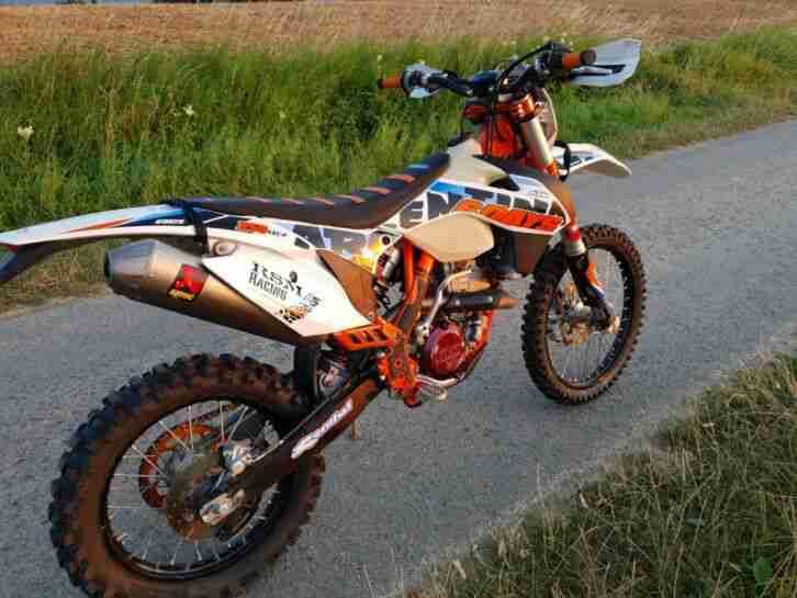 KTM EXC 350 six days