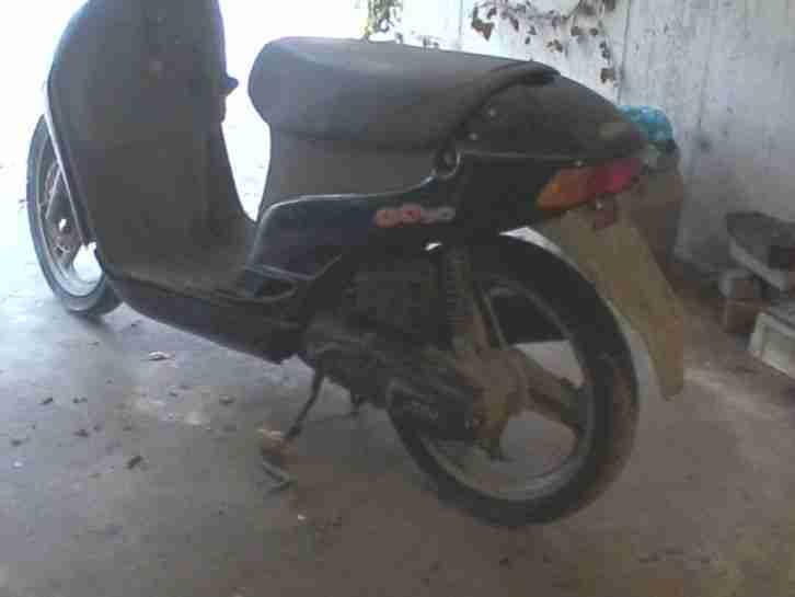 KTM Go 50 Roller Mopedteile. 16 zoll Räder und liegender Minarelli .Ersatzteile.
