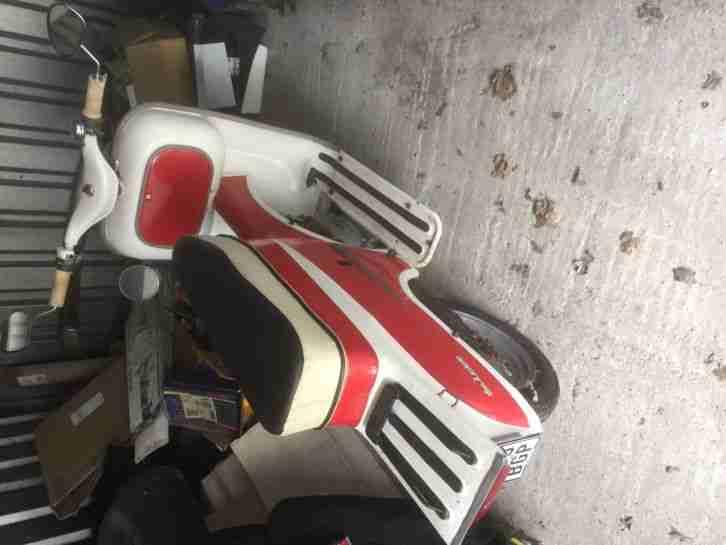 KTM Griztner Roller de Luxe 60er Jahre