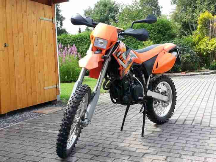 KTM LC4 620 SC Super Competition RD Modell 2001