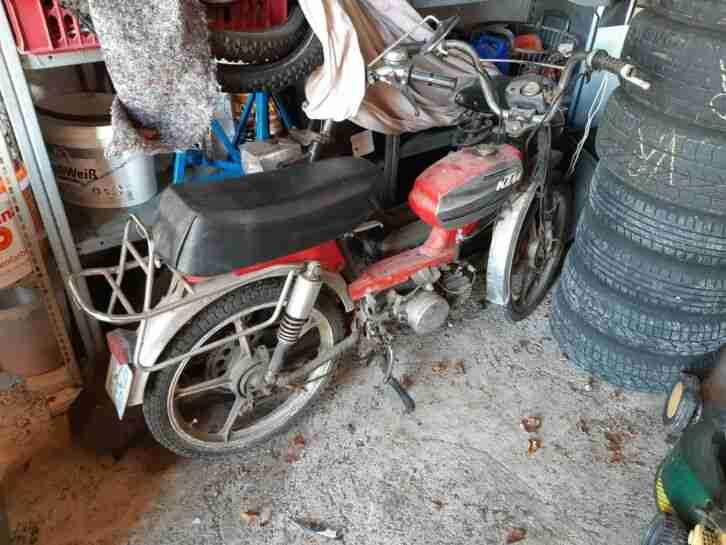 KTM Mofa 505 S 2 Gang
