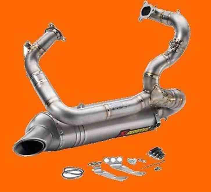 Ktm Rc8 R 1190 Akrapovic Evo4 Full Titan Bestes Angebot