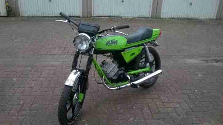 KTM SM25 3Gang Sachs 506 Tuning