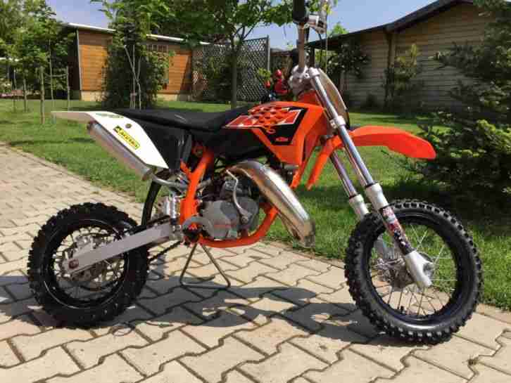 ktm sx 50 mini cross kinder motorrad moto cross bestes. Black Bedroom Furniture Sets. Home Design Ideas