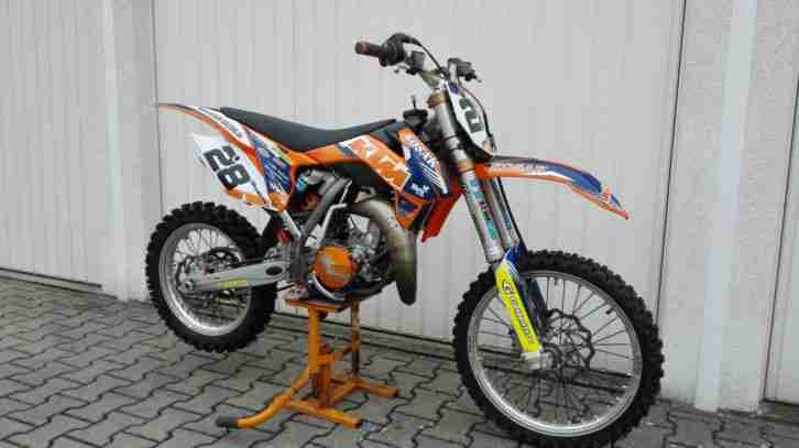 SX 85 neues Modell