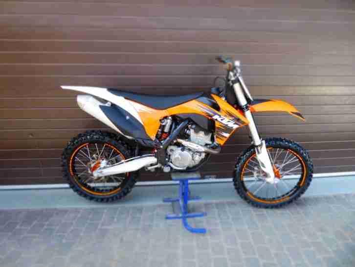 KTM SXF 350 MOTOCROSS MX Motorrad