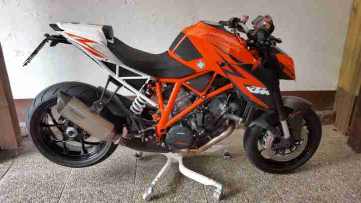 Super Duke 1290 R 2014 Akra WP usw.