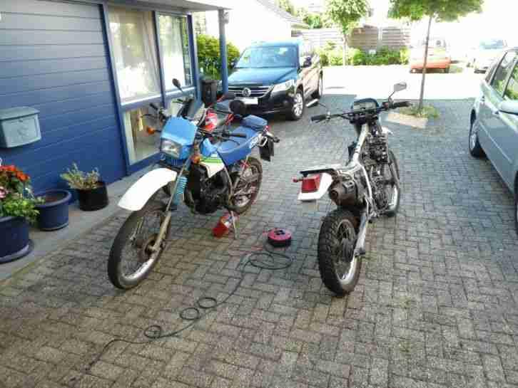 Kawasaki , 2 x ,KLR 250