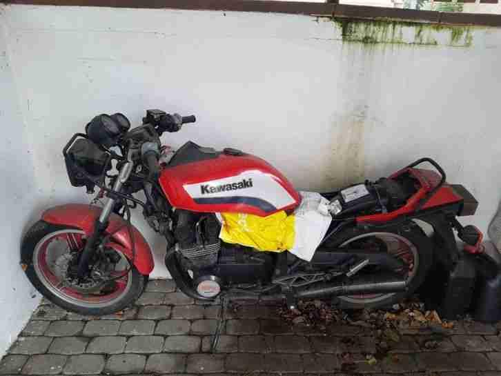 Kawasaki 550 GPZ