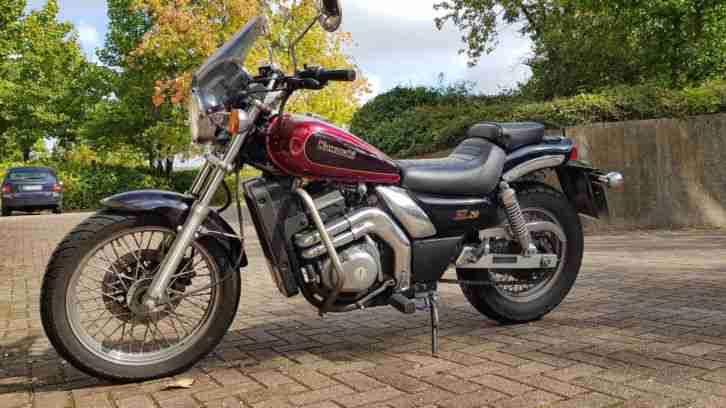 Kawasaki EL 250 tadellos aus 41466 Neuss