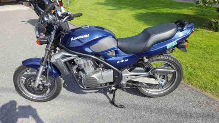 Kawasaki ER 5 VHB