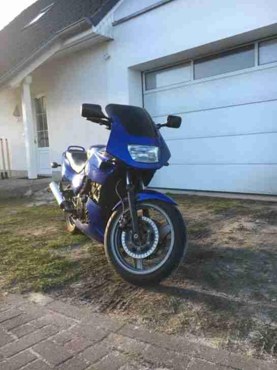 Kawasaki GPZ 500s EZ. 02 1995