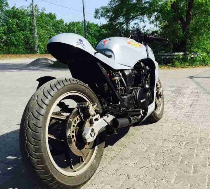 GPZ 900 Streetfighter Caferacer
