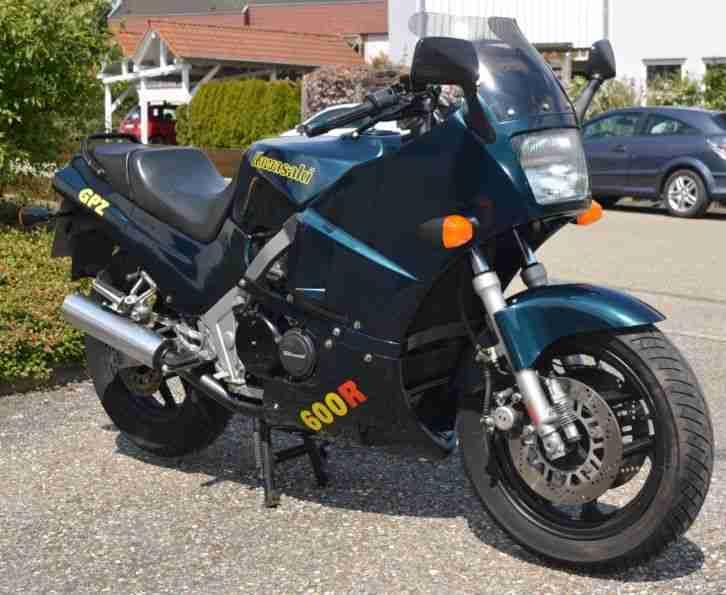 Kawasaki GPZ600R, Tüv Neu, Guter Zustand