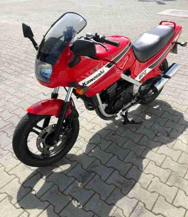 Kawasaki Gpz 500 s Top Zustand