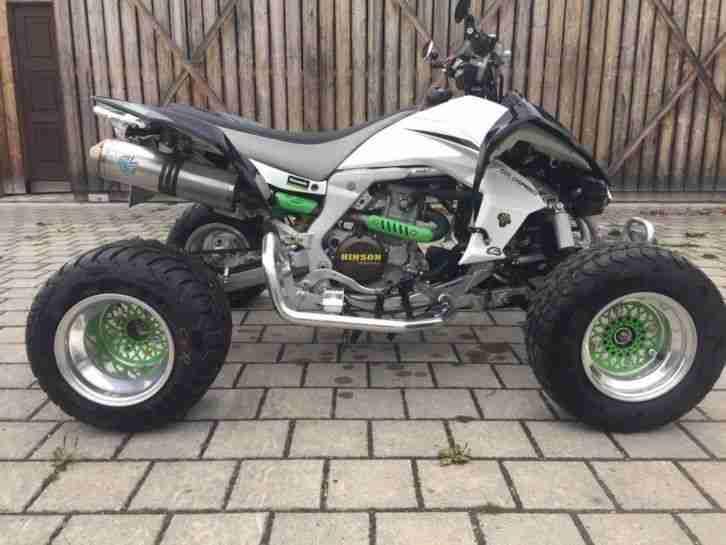 Kawasaki KFX450R USA Edition