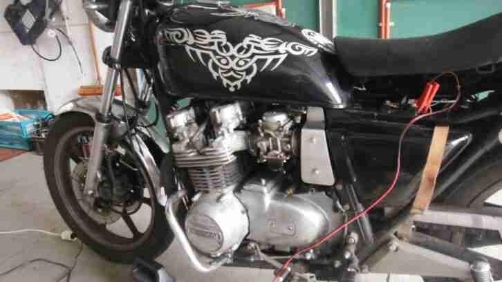 Kawasaki KZ 750 E Erstzul. 05 1980