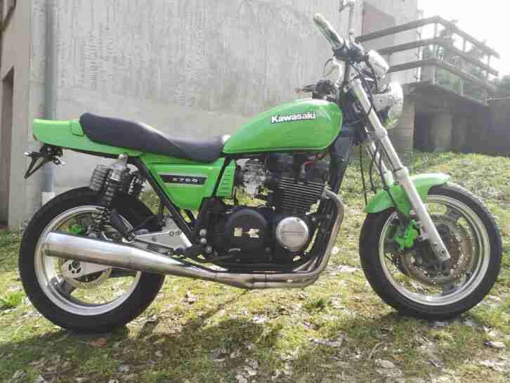 Kawasaki KZ 750 Umbau Zephyr