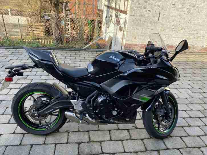 @ Kawasaki Ninja 650 ABS