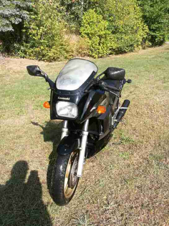 Kawasaki Ninja GPZ 900 35KW A2
