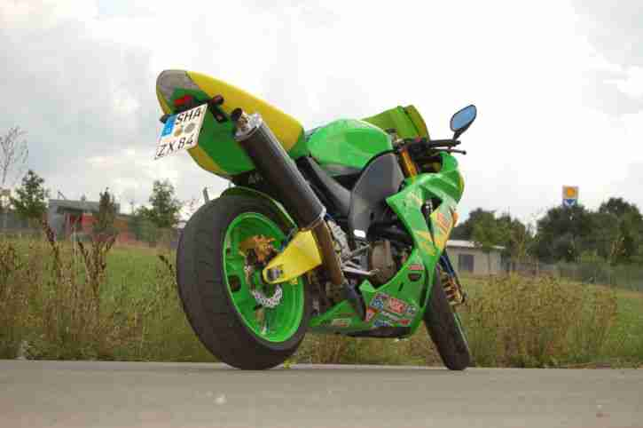 Ninja ZX10R 174PS Supersportler BOS