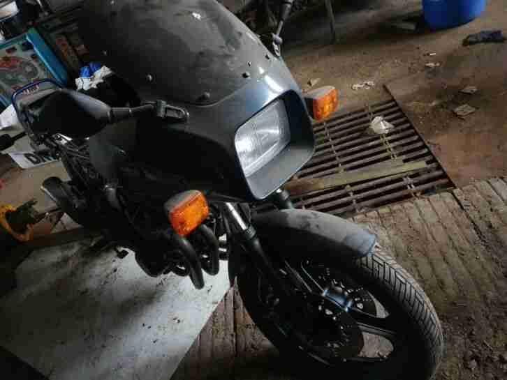 Kawasaki Typ ZX ll nicht ganz komplett
