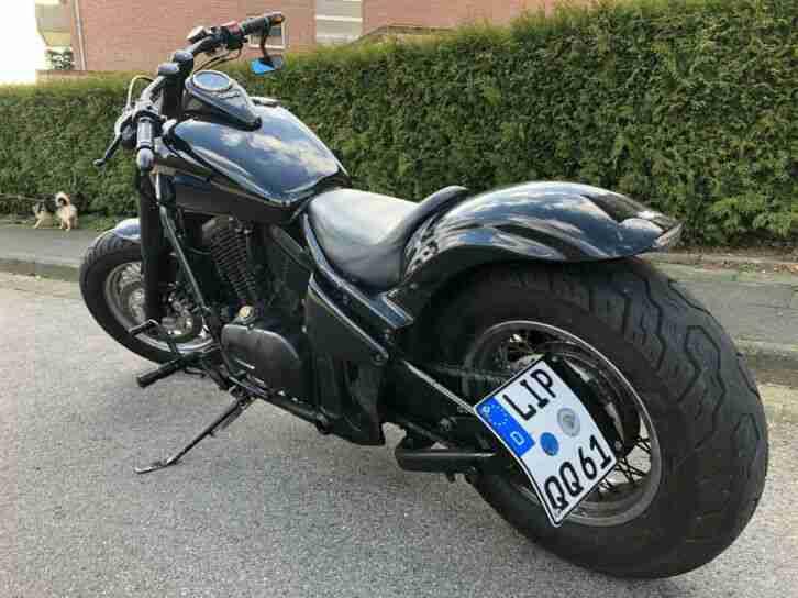 @ Kawasaki VN 800 Bobber Chopper Custom Bike VT VL VS XVS VN