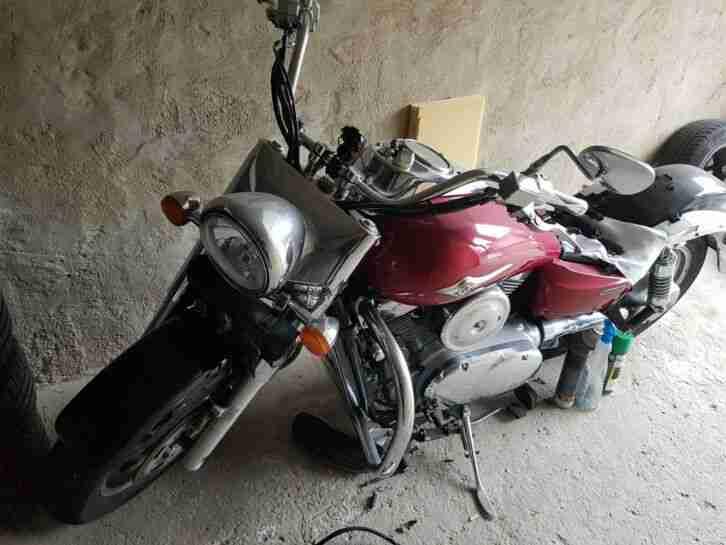 Kawasaki VN1600A ( nicht fahrbereit ; abgemeldet ) 1600 classic