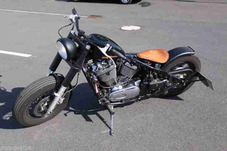 VN800 Bobber Oldschool Retro Bike