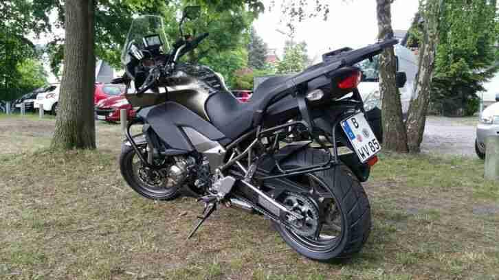 Kawasaki Versys 1000, top, Koffer, Navi, nur 11t km, viele Extras, Erstbesitz