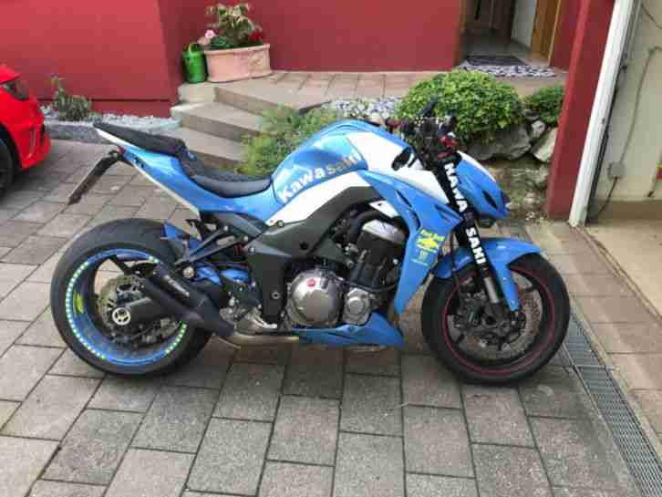 Kawasaki Z1000 Einzelstück 240er Hinterradumbau TOP ZUSTAND Viel Zubehör