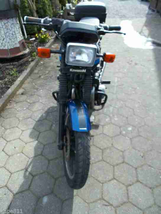 Kawasaki ZEPHYR 550 B,