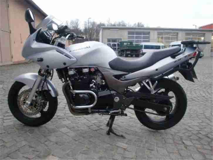 Kawasaki ZR7 S ZR 7 S EZ 2001 TÜV 07 2021 - Bestes Angebot