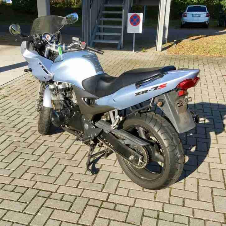 Kawasaki ZR 7 Bauj 2001 Gepflegt ca.20000km - Bestes