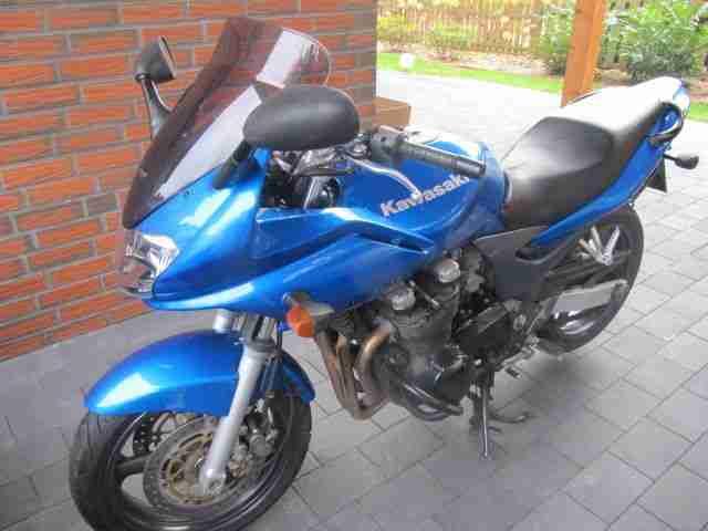 Kawasaki ZR 7 S 750 Beste dieser Reihe, EZ 03 - Bestes