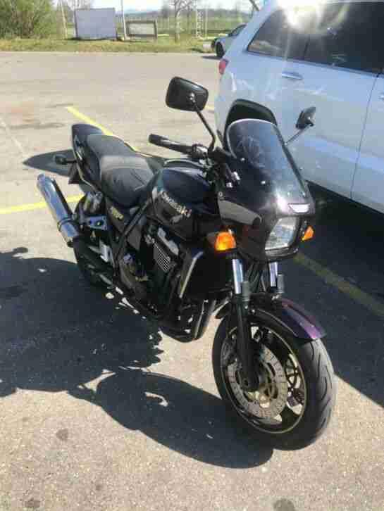 Kawasaki ZRX 1100 Originalzustand